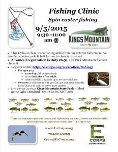 Fishing class09052015